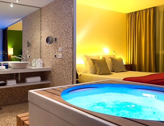 Jacuzzi Rooms In Barcelona Sb Hotels